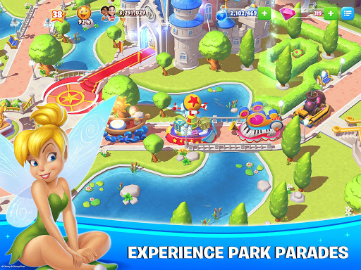 Disney Magic Kingdoms: Build Your Own Magical Park  screenshots 16