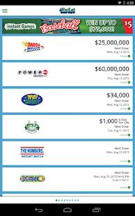 Rhode Island Lottery Keno