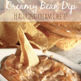 Easy Bean Dip