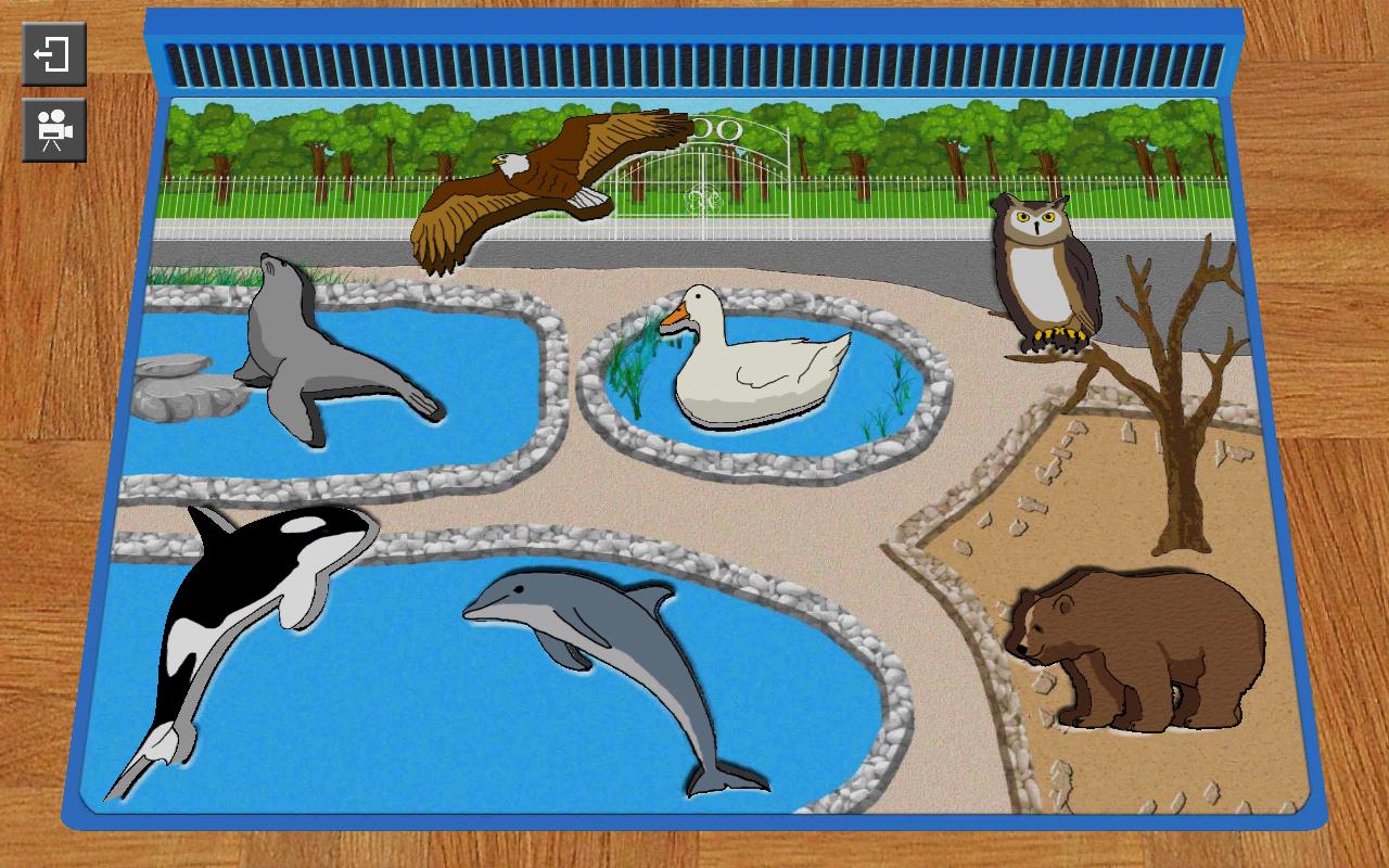 Animal Soundboard - στιγμιότυπο οθόνης