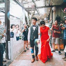 Wedding photographer Yun-Chang Chang (YunchangChang). Photo of 29.04.2018