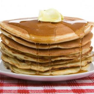 Sourdough Pancakes or Waffles