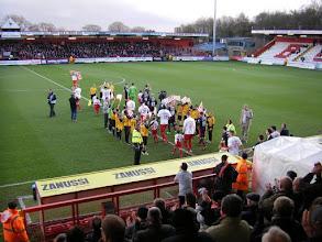 Photo: Stevenage FC - Crawley Town .....