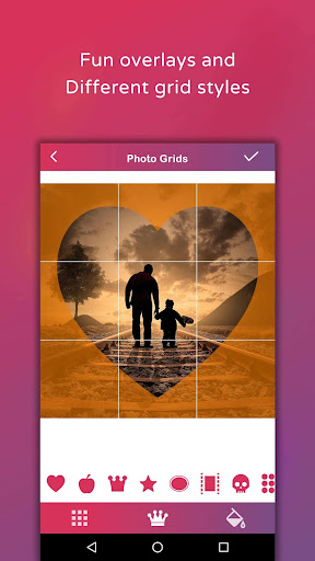 Grid Post - Photo Grid Maker for Instagram Profile screenshots 9