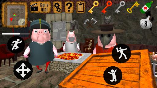 Piggy Doctor Neighbor Escape apkmr screenshots 2