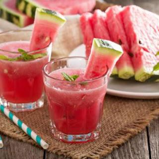 Hot Watermelon Cooler
