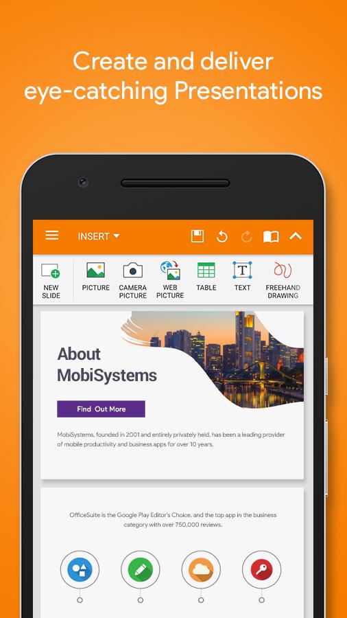 OfficeSuite Pro + PDF Screenshot 3