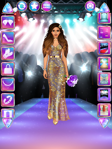 Fashion Diva Dress Up - Fashionista World 1.0.1 screenshots 9