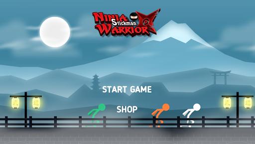 ninja warrior : stickman fight screenshot 2