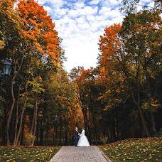 Wedding photographer Vikulya Yurchikova (vikkiyurchikova). Photo of 25.10.2016