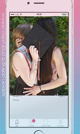 Lesbian dating & chat video advice 1.0 screenshots 7