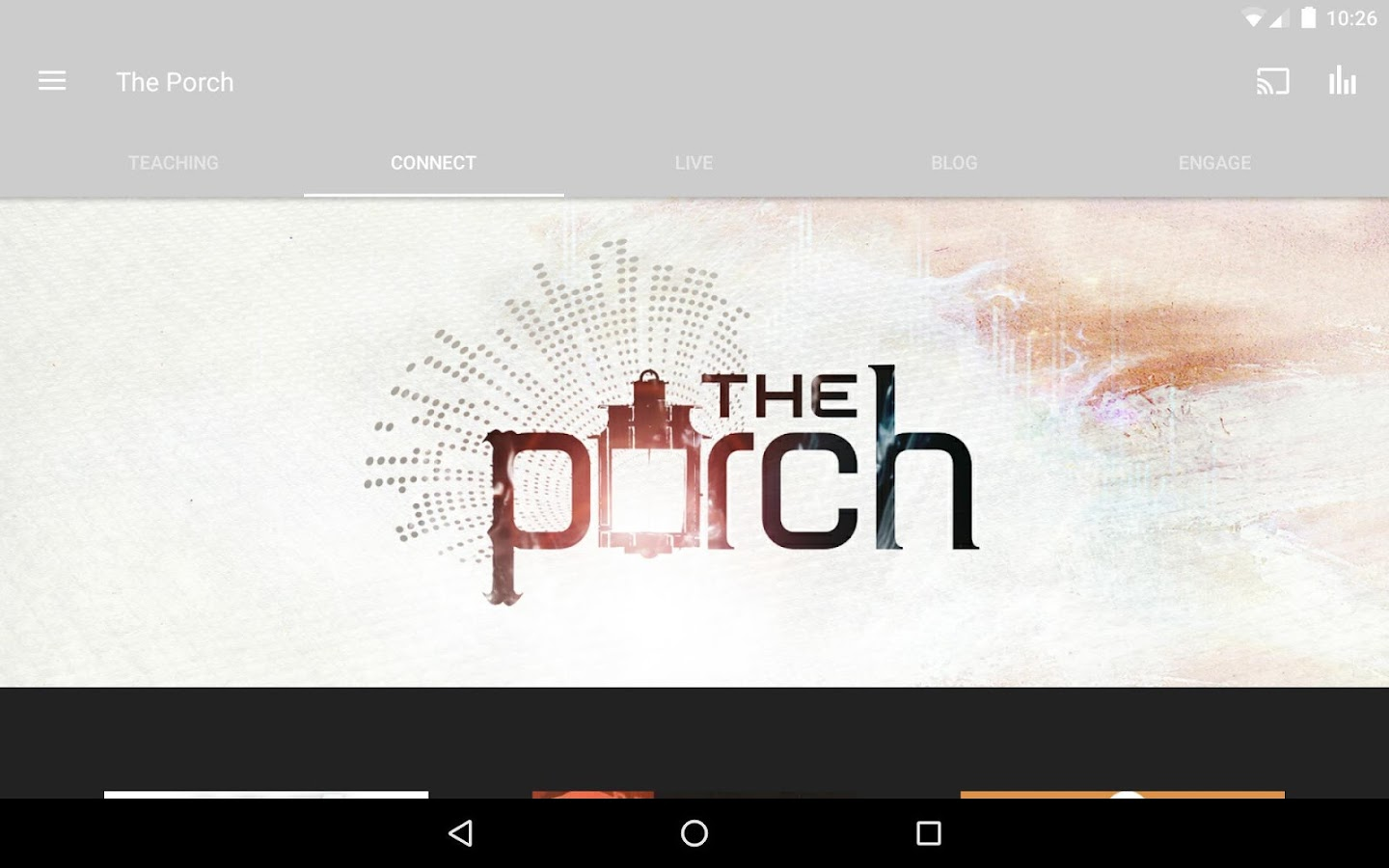 The Porch- screenshot