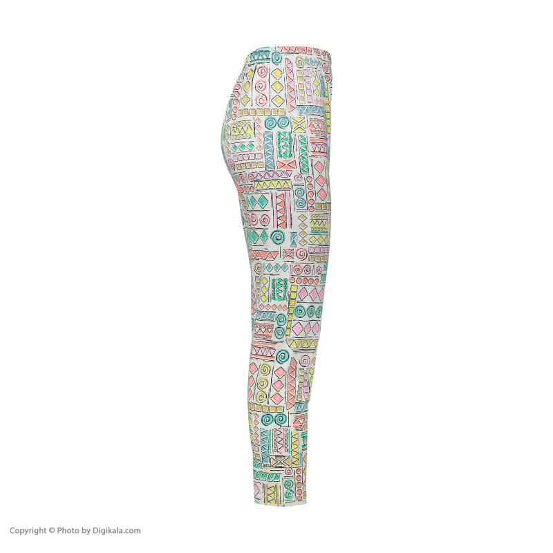 ست تی شرت و شلوار زنانه فمیلی ور طرح سرخپوستی کد 0259