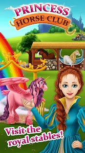 Princess Horse Club- screenshot thumbnail