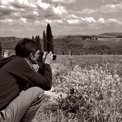 Shot in val d'Orcia  di Alexphoto