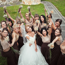 Wedding photographer Viktoriya Olos (olos). Photo of 25.09.2014