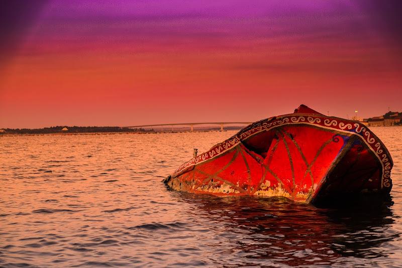 Barche dimenticate di Francesco_1987