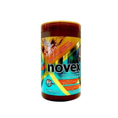 Baño De Crema Novex Oleo De Argan 400Gr