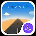 Travel Landscape theme icon