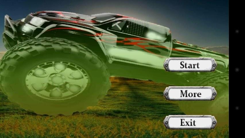 android Monster Truck Drifter Screenshot 5