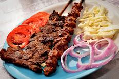 Beef Stick Suya