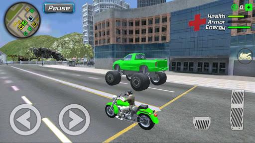 Super Miami Girl : City Dog Crime 1.0.2 screenshots 4