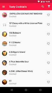 Tasty Cocktails - náhled
