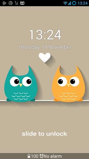 無料个人化AppのGO Locker Theme True Love|記事Game