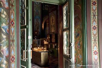 Photo: В храме Петра и Павла в Петродворце