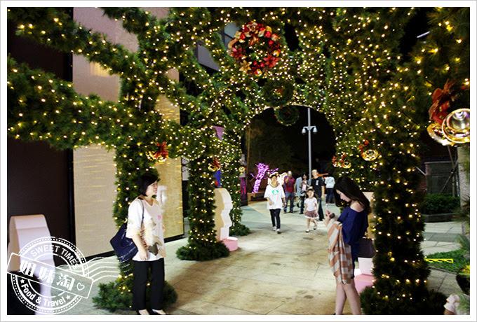 2016夢時代愛Sharing聖誕節時代光廊