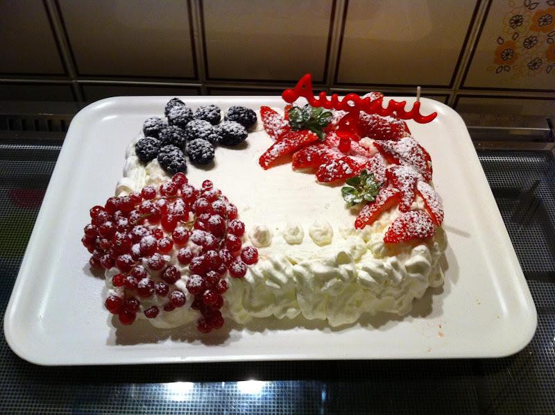 La mia torta di Natale di streganunzia