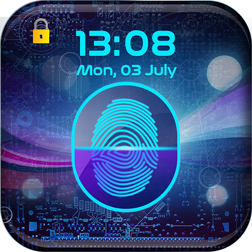 Fingerprint App Locker Simulator