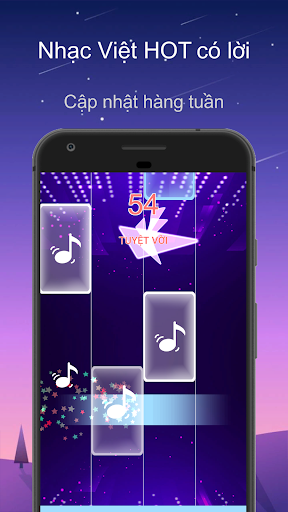 Song Tiles - Song gio Bac phan - Magic Tiles Piano apkmr screenshots 2