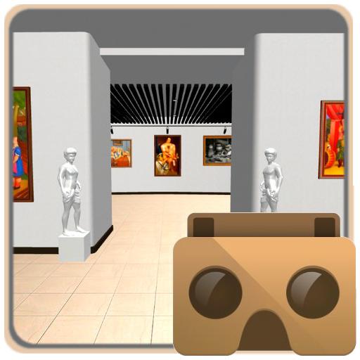 VR International Art Gallery