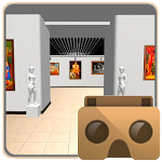 VR International Art Gallery Icon