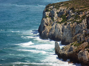 Photo: Particolare della costa occidentale, sotto a Pianu Santu