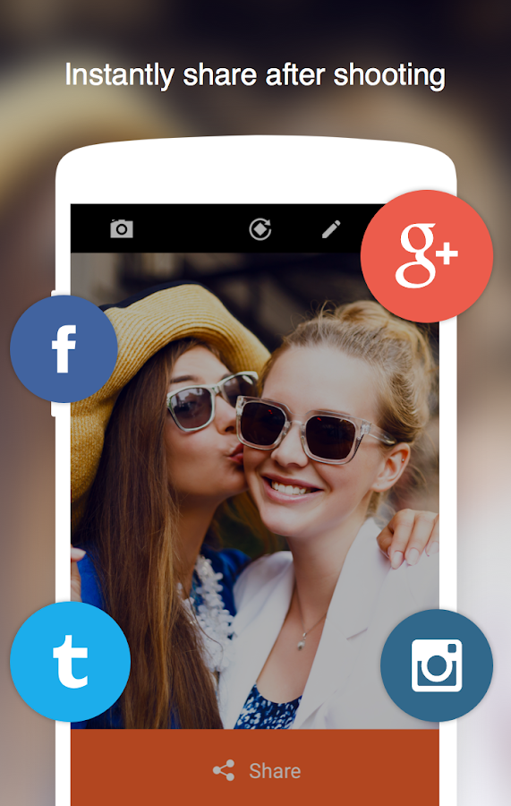 Selfie Camera- screenshot
