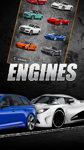 Engines sounds of the legend cars 1.1.0 Screenshots 3