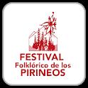 Festival Folklórico de los Pirineos icon