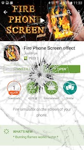 Crack your mobile screen- screenshot thumbnail