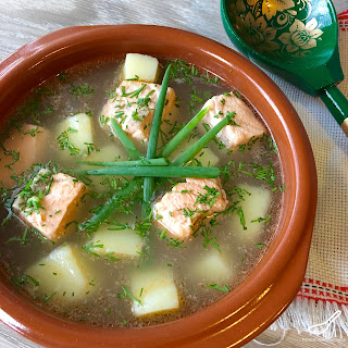 Fish Soup Bones Recipes
