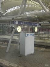 Photo: železnicí do Bruselu
