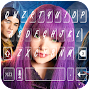 Descendants keyboard  (wallpapers and backgrounds) APK icon