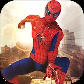 Spider Hero Terrorist War