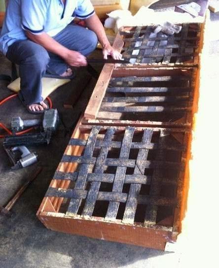 沙發骨架修理沙發骨架修理