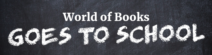 world of books goes to school