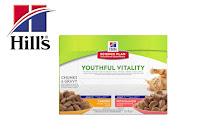 Angebot für 12 x 85g Youthful Vitality für Katzen im Supermarkt