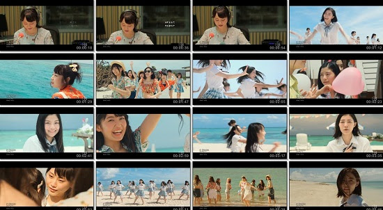 (PV)(1080i) SKE48 – 前のめり Full Ver (M-ON! HD) 150811