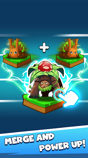 Merge Plants: Zombie Defense apkmr screenshots 4