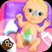 Sweet Baby Girl Doll House - لعب، وعناية، ونوم